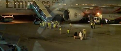 COVID-19: 256 Nigerians Evacuated From Dubai Arrive Lagos (Video ...