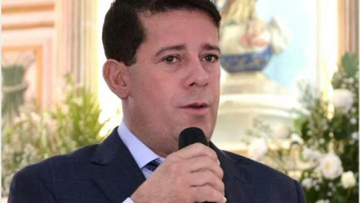 Carlos Germano, atual prefeito de São Gonçalo dos Campos completa idade nova nesta segunda-feira, 08 de maio