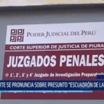 "Piura: Corte se pronuncia sobre presunto ""Escuadrón de la Muerte"""