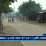 Piura: Ministra confirma tres muertes más por dengue