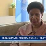 USA: Denuncias de acoso sexual en Hollywood