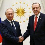 Putin llegará hoy a Ankara para hablar con Erdogan sobre Jerusalén
