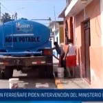 Chiclayo: En Ferreñafe piden intervención del ministerio de vivienda