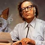 Nace el escritor de ciencia ficción Isaac Asimov