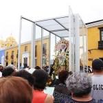 Llegan más imágenes para encuentro con el papa Francisco