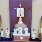 Papa Francisco: Pedro Pablo Kuczynski participa de misa en Huanchaco