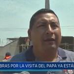 Huanchaco: Obras por la visita del Papa ya están listas