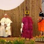 Frases que dejó el papa Francisco en Puerto Maldonado