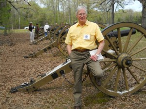 John H Allen at Shiloh National Battlefield - 2013
