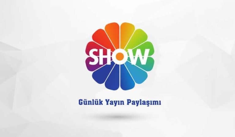 Show Tv Yayın Akışı 29 Nisan 2020 Çarşamba