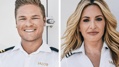 Ashton Pienaar, Kate Chastain, Below Deck, Bravo