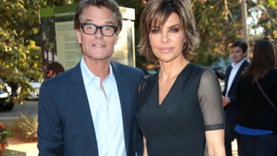 Harry Hamlin, Lisa Rinna, The Real Housewives of Beverly Hills, Bravo, RHOBH