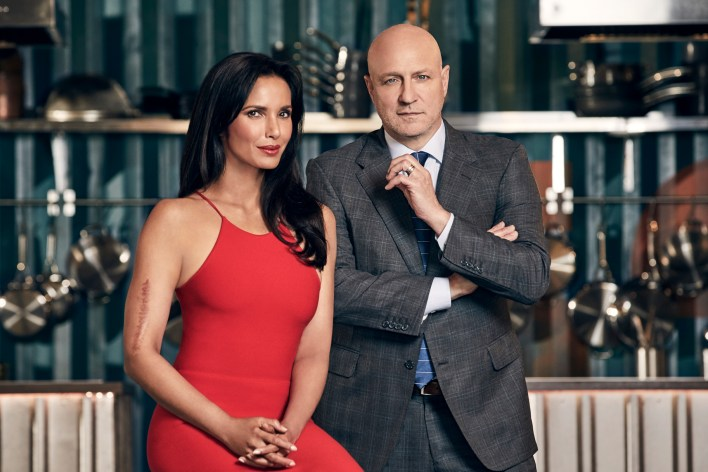 Padma Lakshmi, Tom Colicchio, Bravo, Top Chef, 2020 Emmy Nominations, list of reality tv 2020 emmy nominations, Top Chef Bravo, Queer Eye netflix