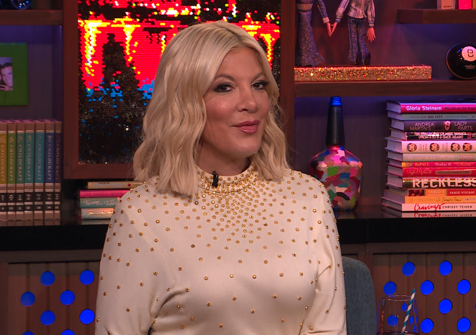 Tori Spelling, The Real Housewives of Beverly Hills, RHOBH, Bravo