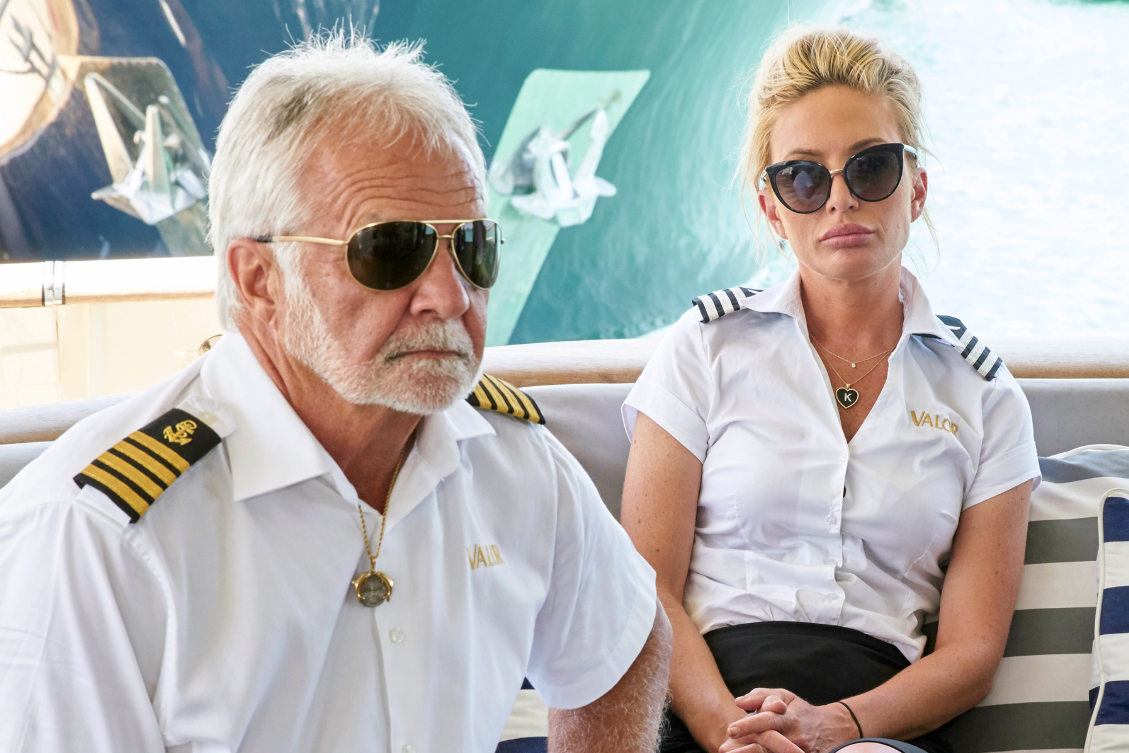 Below Deck, Captain Lee, Kate Chastain, Reality TV Ratings, Monday