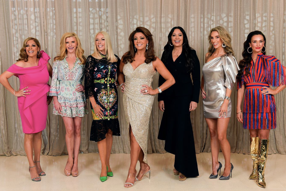 The Real Housewives of Melbourne season 5, Gina Liano, Gamble Breaux, Lydia Schiavello, Janet Roach,