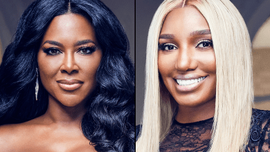 Kenya Moore, Nene Leakes, The Real Housewives of Atlanta, RHOA, Bravo