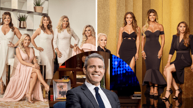 RHOC season 15, RHONJ season 11, The Real Housewives of Orange County, The Real Housewives of New Jersey, Bravo, Andy Cohen, WWHL, Watch What Happens Live With Andy Cohen @ Home