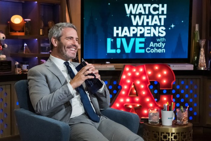 Andy Cohen, Coronavirus, COVID-19, Watch What Happens Live With Andy Cohen @ Home, Bravo