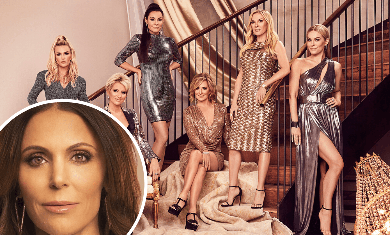 Bethenny Frankel, The Real Housewives of New York City, RHONY, Big Shot With Bethenny, HBO Max, Bravo