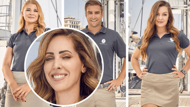 Photo of 'Below Deck Sailing Yacht':  Jenna MacGillivray Makes Public Apology To Her Co-Stars Following Latest Episode