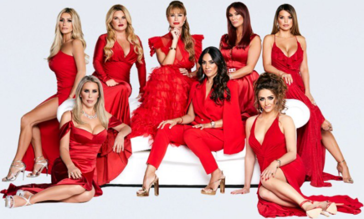 Hannah Kinsella, Lauren Simon, Magali Gorre, Dawn Ward, Rachel Lugo, Ester Dee, Seema Malhotra, Rachel Lugo, Nicole Sealey, Tanya Bardsley, The Real Housewives of Cheshire Season 11, RHOCheshire, ITVBe, ITV, Greece, Ester Dee, Ester Ester Dohnalová