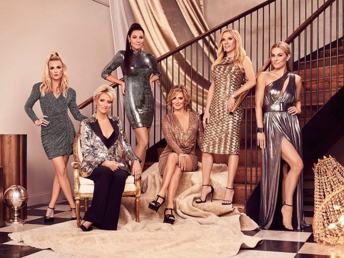 The Real Housewives of New York City, Tinsley Mortimer, Dorinda Medley, Luann de Lesseps, Sonja Morgan, Ramona Singer, Leah McSweeney, RHONY, RHONY season 12, The Real Housewives of New York City season 12