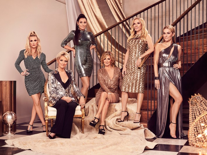 The Real Housewives of New York City, Tinsley Mortimer, Dorinda Medley, Luann de Lesseps, Sonja Morgan, Ramona Singer, Leah McSweeney, RHONY, RHONY season 12, The Real Housewives of New York City season 12
