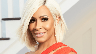 """Photo of Sheree Whitfield Leaves The Door Open On Returning To 'RHOA': """"Never Say Never"""""""