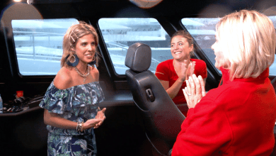 "Below Deck Mediterranean, Christine ""Bugsy"" Drake, Malia White, Captain Sandy Yawn, Reality TV Ratings, TLC ratings, Bravo Ratings, Below Deck Med ratings, 90 Day Fiance ratings, Siesta Key ratings"