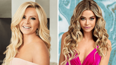 Photo of Was Denise Richards Set Up On 'The Real Housewives Of Beverly Hills'? Tamra Judge Seems To Think So