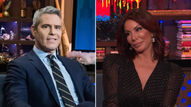Andy Cohen, Danielle Staub, RHONJ, The Real Housewives of New Jersey, Bravo, Bravo TV, Bravo Scandals, Grindr