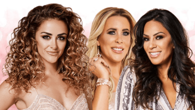 Hanna Kinsella, Rachel Lugo, Seema Malhotra, The Real Housewives of Cheshire, RHOCheshire, ITVBe, ITV, Martin Kinsella, pregnant