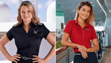 Hannah Ferrier, Anastasia Surmava, Below Deck Mediterranean, Bravo TV, Season 5, Season 4, yachting industry