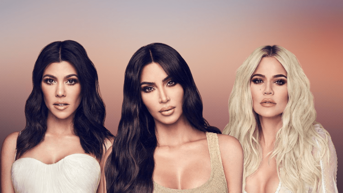 hayu Canada, September 2020, Keeping Up With The Kardashians, Kim Kardashian, Khloe Kardashian, Kourtney Kardashian