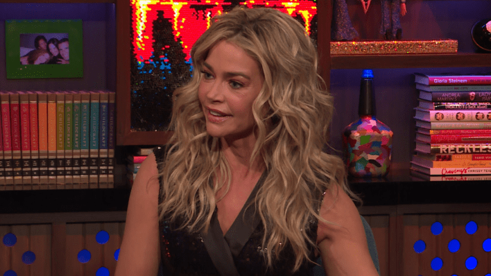 Denise Richards leaving Real Housewives of Beverly Hills, RHOBH, Bravo TV, Evolution Media, RHOBH Reunion, Andy Cohen, Andy Denise RHOBH