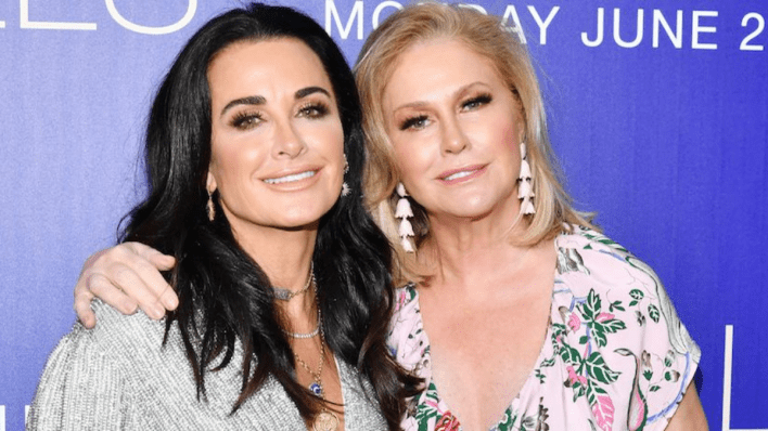Kyle Richards, Kathy Hilton, The Real Housewives of Beverly Hills Season 11, RHOBH Season 11, Bravo TV, Evolution Media