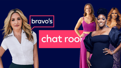 Bravo's Chat Room, Kate Chastain, Gizelle Bryant, Hannah Berner, Porsha Williams, Andy Cohen, Bravo TV, Bravo talk show new