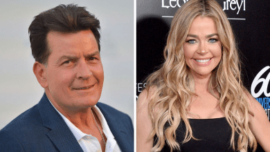 Photo of Charlie Sheen Says He Had Nothing To Do With Denise Richards Quitting 'RHOBH'