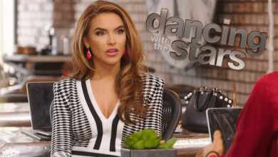 Chrishell Stause, Dancing With The Stars, DWTS, Selling Sunset, Netflix