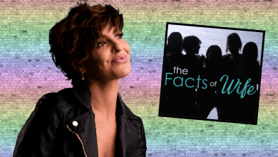 Photo of Robyn Levy On New LGBTQ+ Reality Series 'Facts Of Wife' And Life After 'The Real Housewives Of New Jersey' (EXCLUSIVE)