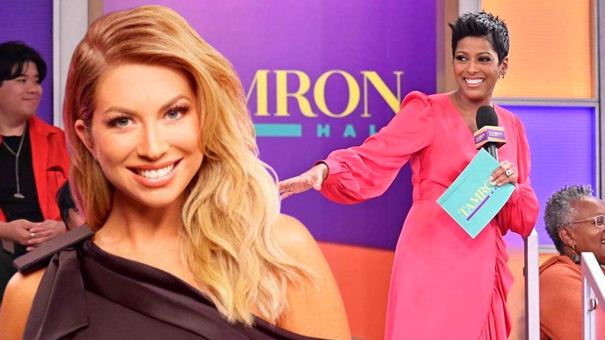 Tamron Hall Show, Stassi Schroeder, Vanderpump Rules, Pump Rules, Bravo TV, Evolution Media