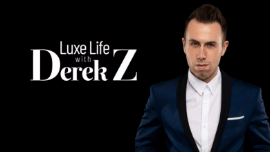 Derek Zagami, RHONJ, The Real Housewives of New Jersey, Luxe Life With Derek Z, NECN