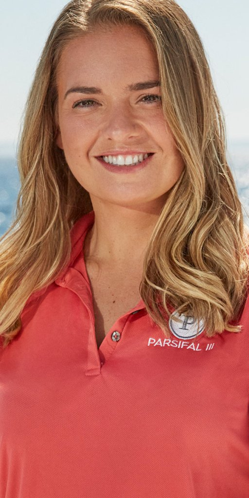Daisy Kelliher, Below Deck Sailing Yacht Season 2, Bravo TV