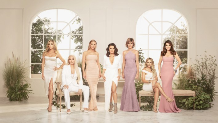 The Real Housewives Of Beverly Hills, Lisa Rinna, Harry Hamlin, Andy Cohen