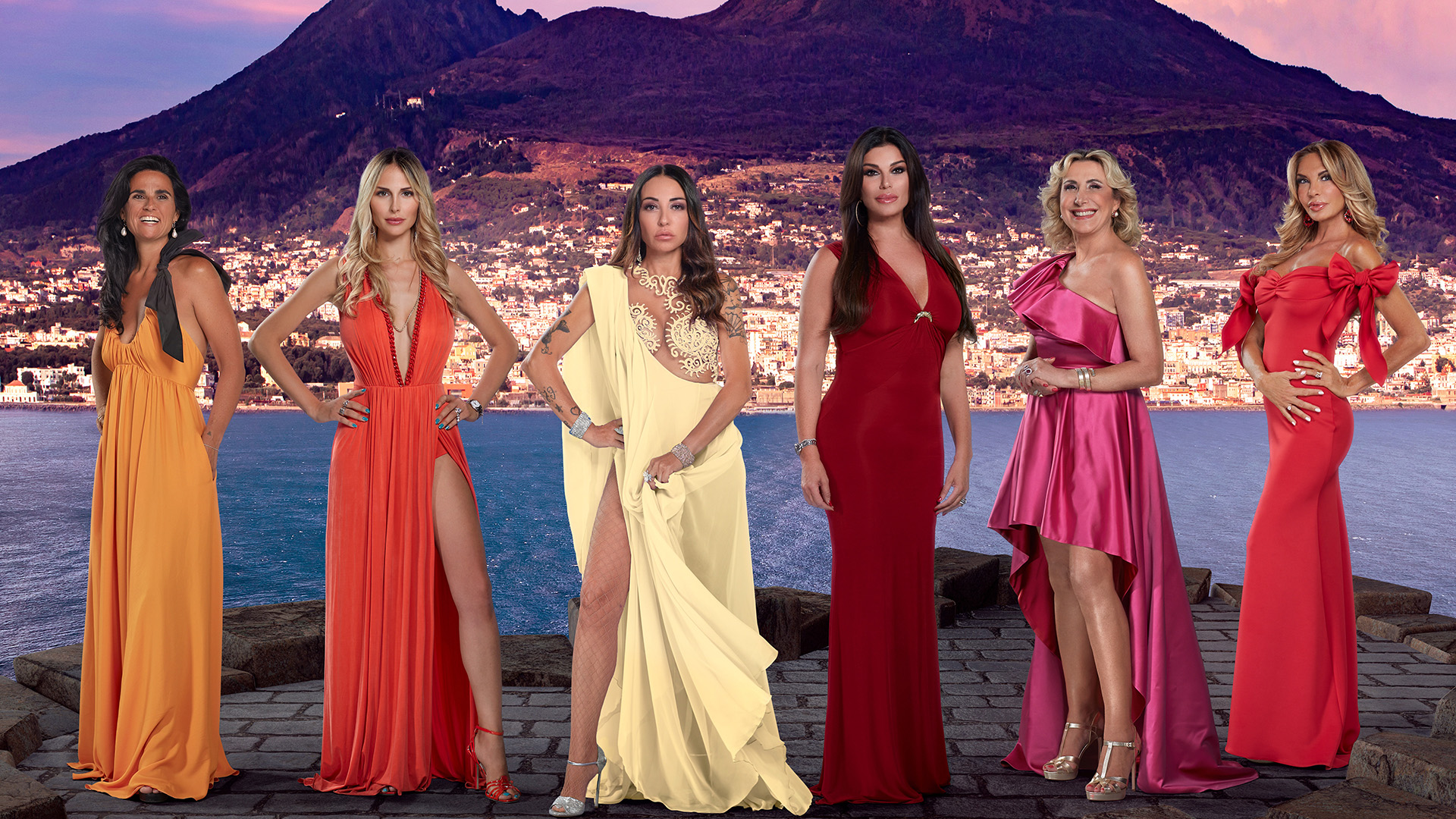 The Real Housewives Of Naples