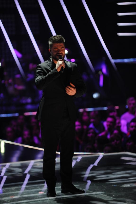 Marcin Sójka - zwycięzca Voice of Poland (fot. TVP 2)