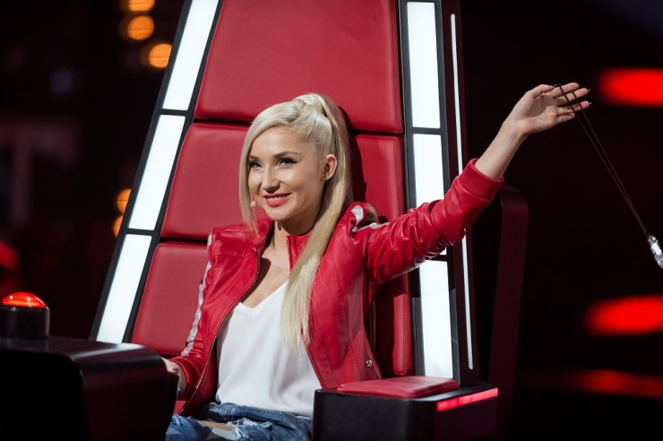 """The Voice of Kids"" jury (fot. TVP)"