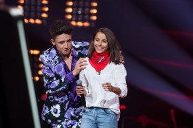 The Voice Kids 2 - Carla Fernandes