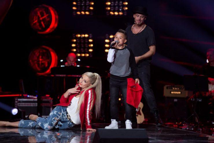 The Voice Kids 2 - Oliwier Szot